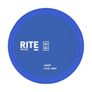 Rite Cool Mint Slim 10 cans (includes free shipping)