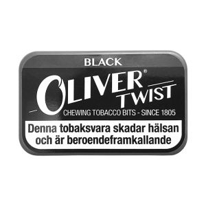 Oliver Twist Black 10 cans (Includes Free Shipping)