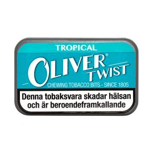 Oliver Twist Tropical 10 cans (Includes Free Shipping)