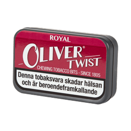 Oliver Twist Royal 10 cans (Includes Free Shipping)